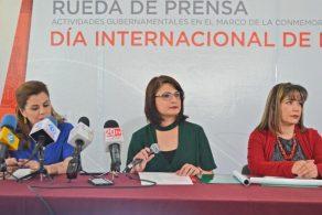 Semujer Presenta El Programa De Actividades Conmemorativas Del Día Internacional De La Mujer