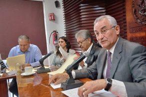 Comparecencia Junta De Monumentos Ante LXIII Legislatura Del Congreso Del Estado De Zacatecas.