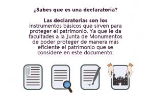 ¿Qué Es Una Declaratoria?